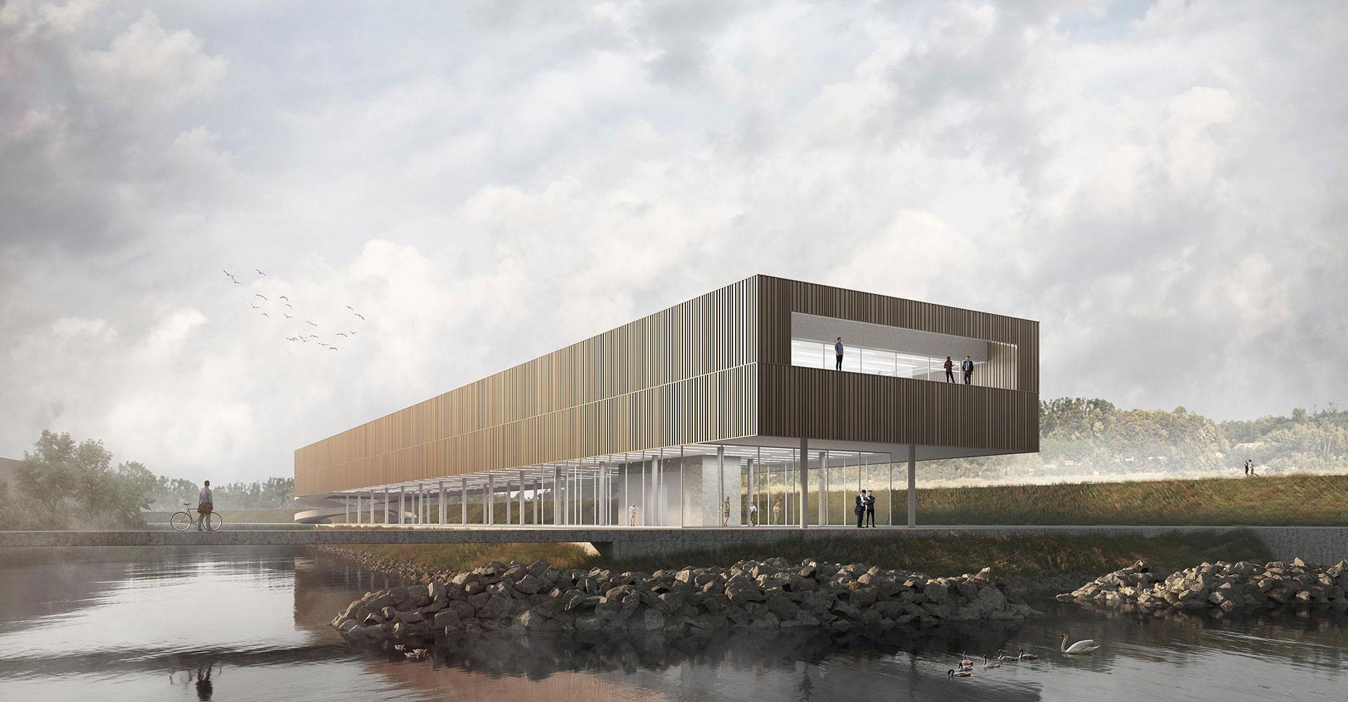 CTPR, Donath Bickel Architekten